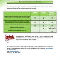 Nos contrats de maintenance onduleurs