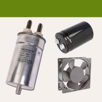 Pièces d'usure (condensateurs, ventilateurs)